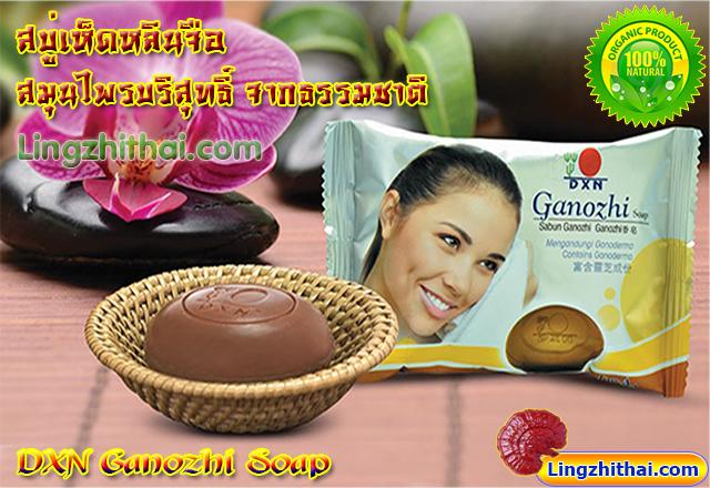 Lingzhithai Ganozhi Soap